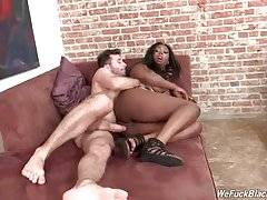 Slutty Lisa Tiffian Is Fond Of White Dick 1
