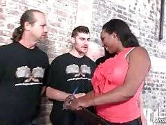 Ebony Lisa Tiffian Starves For White Dicks 1