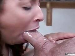Pretty Caramel Slut Is Very Cock Hungry 1